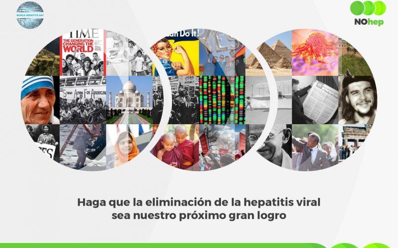 DIA MUNDIAL CONTRA LA HEPATITIS 2016